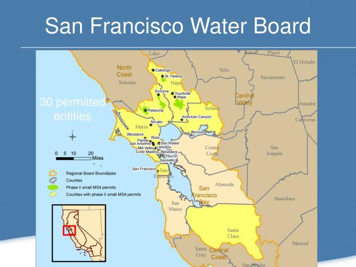 San Francisco Water Board