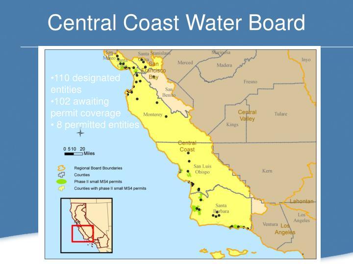Central Coast Water Board