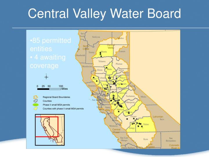 Central Valley Water Board