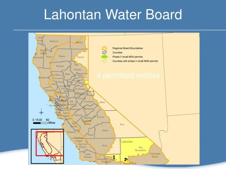 Lahontan Water Board