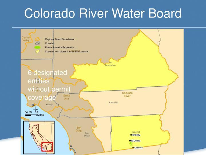 Colorado River Water Board