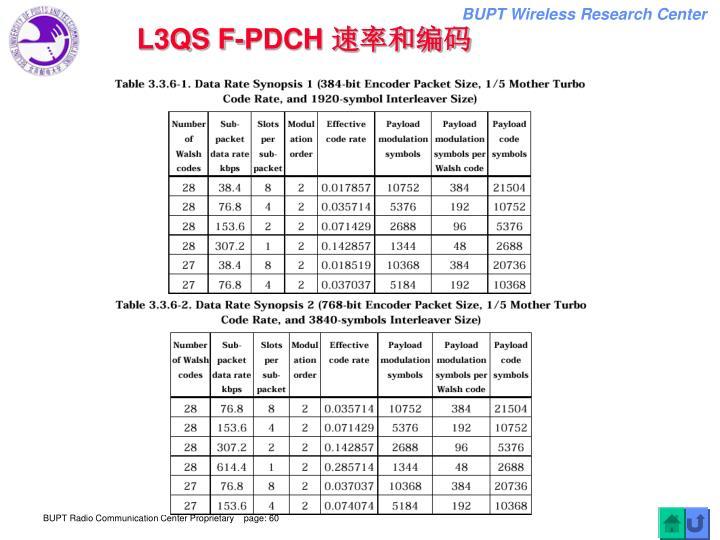 L3QS F-PDCH
