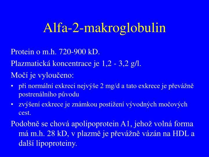 Alfa-2-makroglobulin