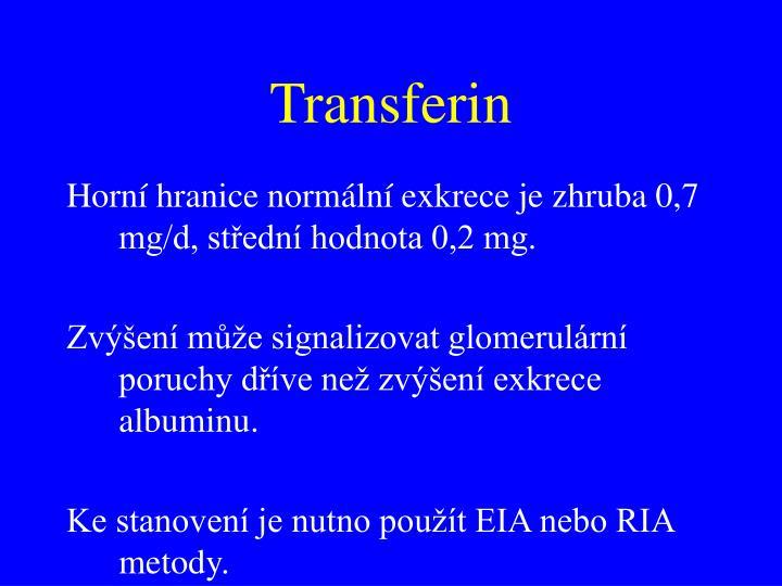 Transferin