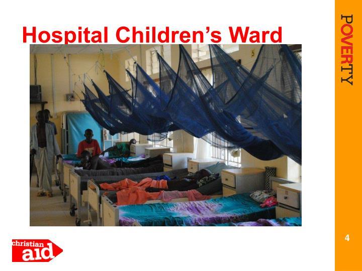 Hospital Children's Ward