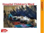 hospital children s ward