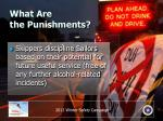 what are the punishments1