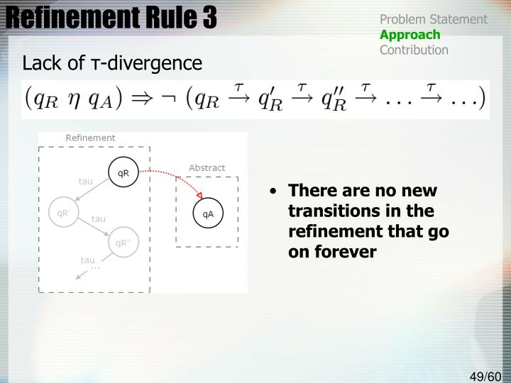 Refinement Rule 3