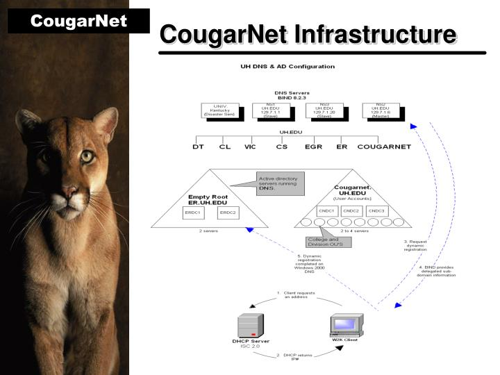 CougarNet Infrastructure