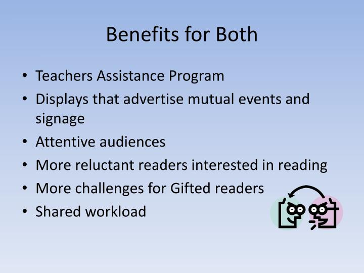 Benefits for Both
