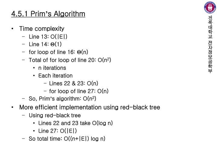 4.5.1 Prim