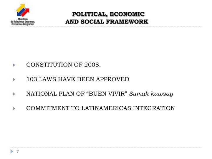CONSTITUTION OF 2008.