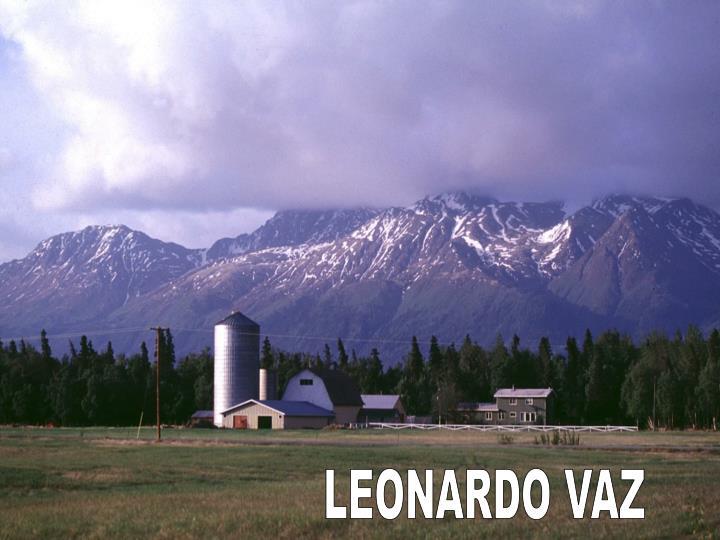 LEONARDO VAZ