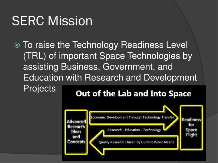 SERC Mission