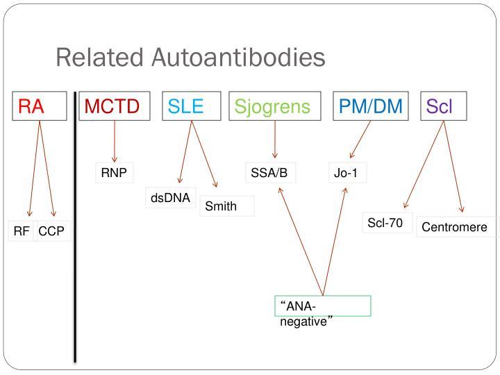 Related Autoantibodies