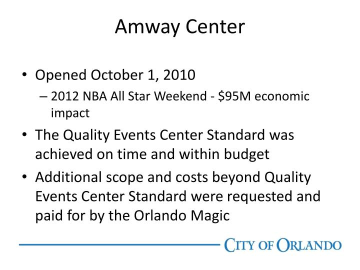Amway center1