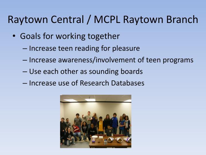 Raytown Central / MCPL Raytown Branch