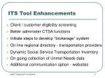 its tool enhancements