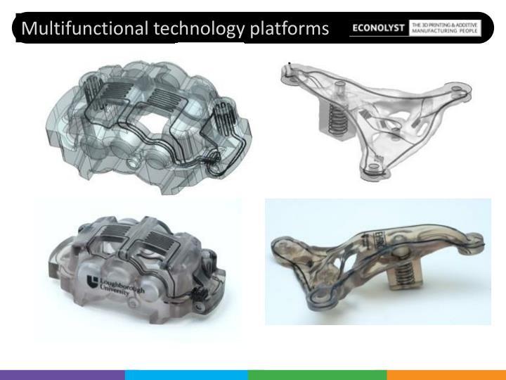 Multifunctional technology platforms