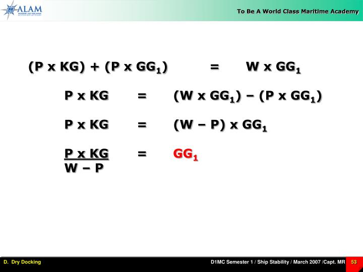 (P x KG) + (P x GG