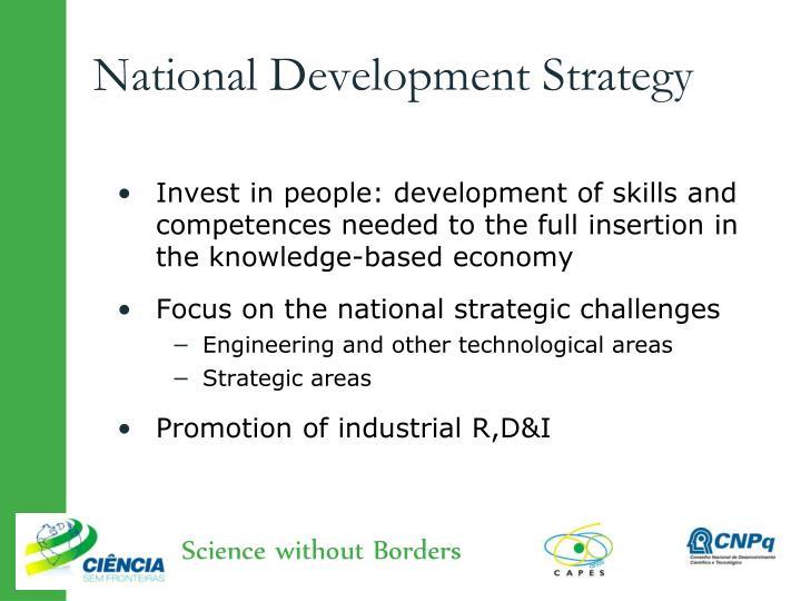National Development Strategy