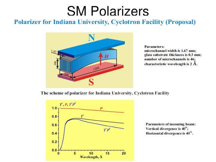 SM Polarizers