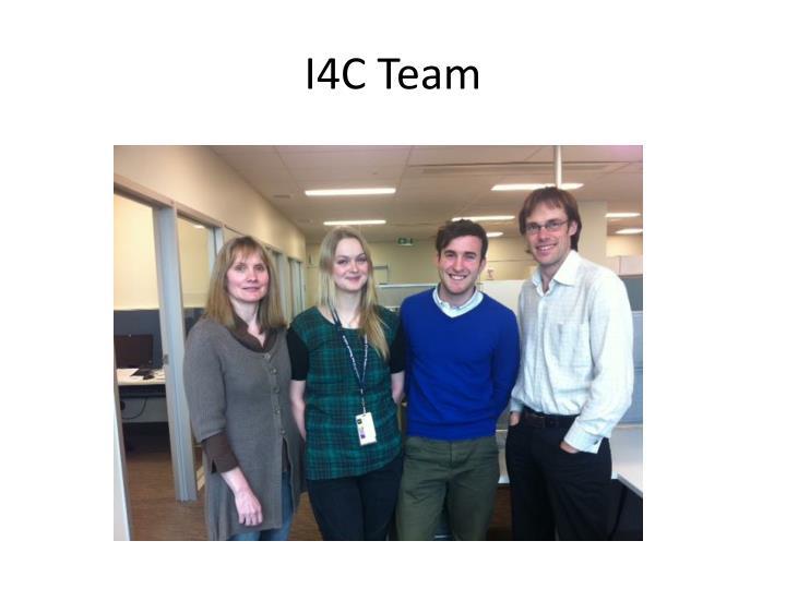 I4C Team