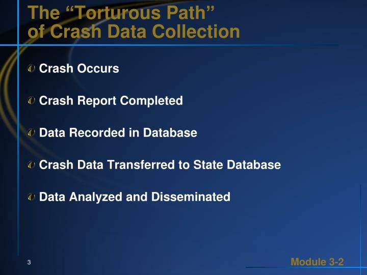 "The ""Torturous Path"""