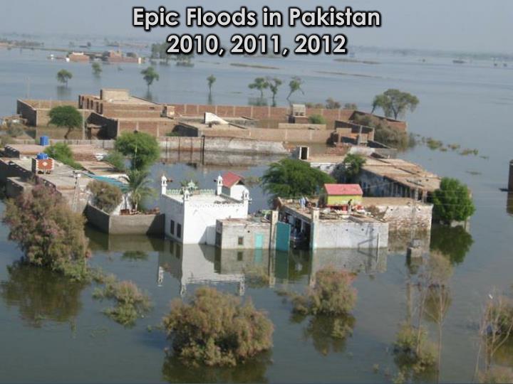 Epic Floods