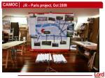 jr paris project oct 20092