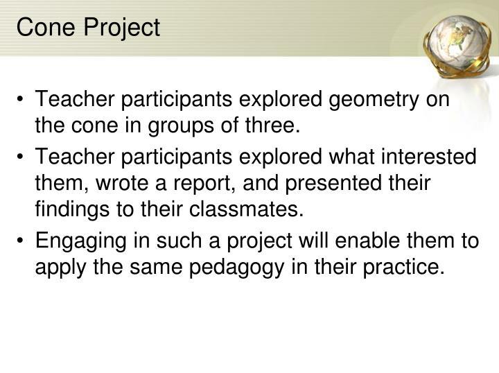Cone Project