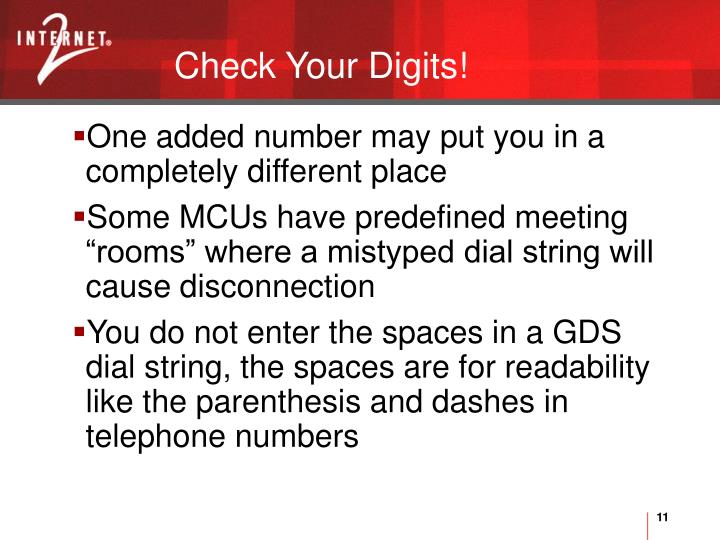 Check Your Digits!