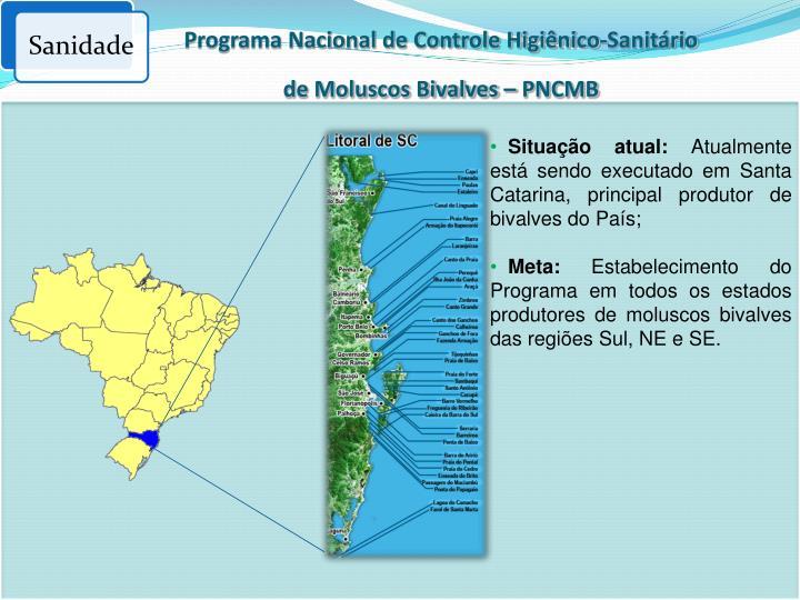 Programa Nacional de Controle Higiênico-Sanitário