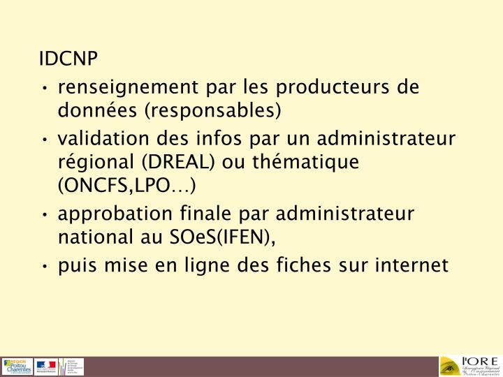 IDCNP