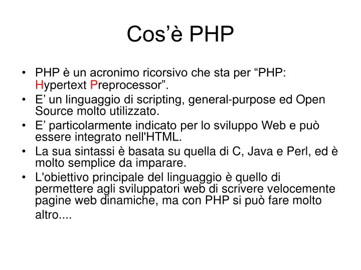 Cos php