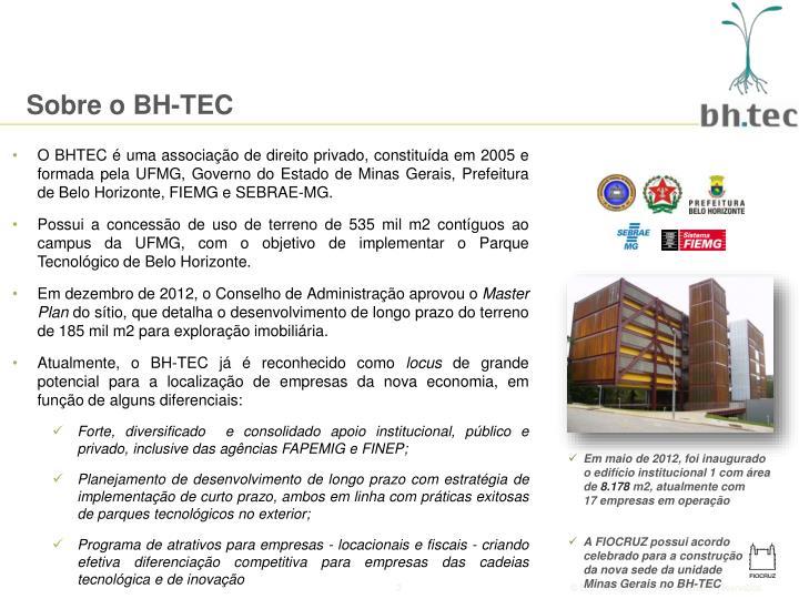 Sobre o BH-TEC