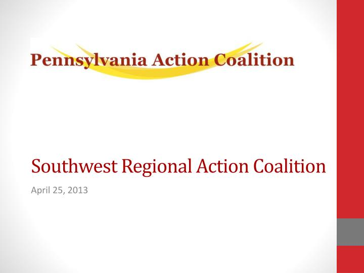 southwest regional action coalition