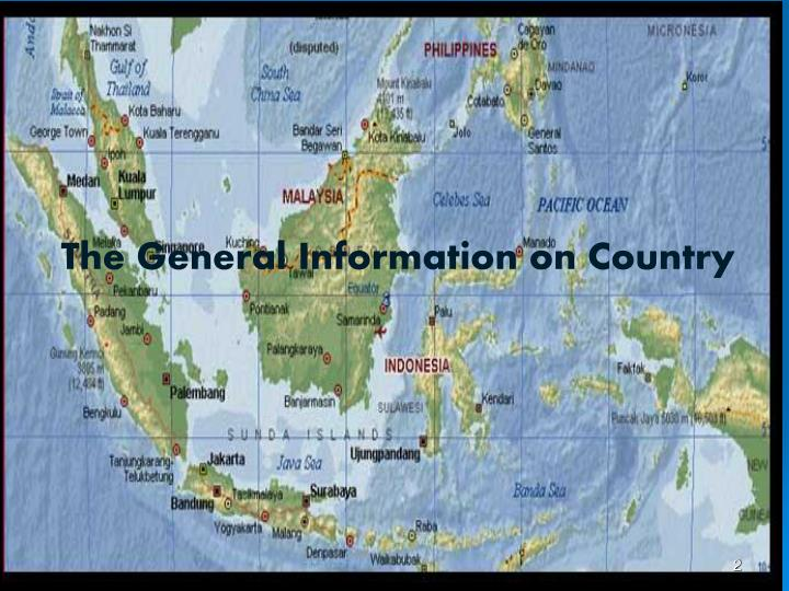 The General Information on Country