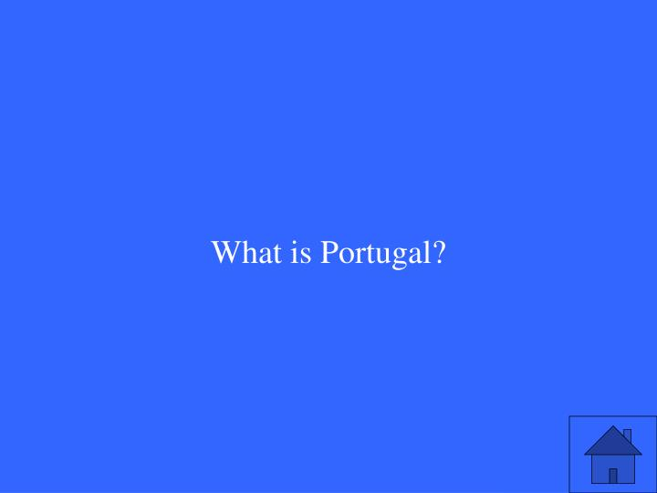 What is Portugal?