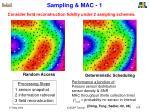 sampling mac 1