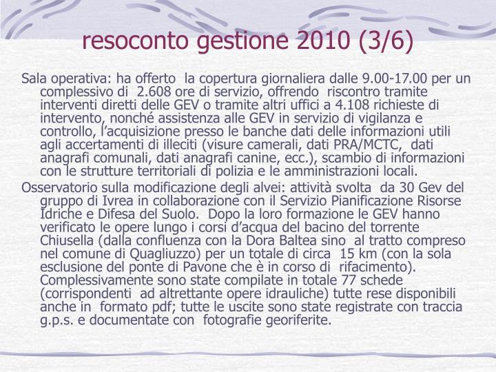 resoconto gestione 2010 (3/6)