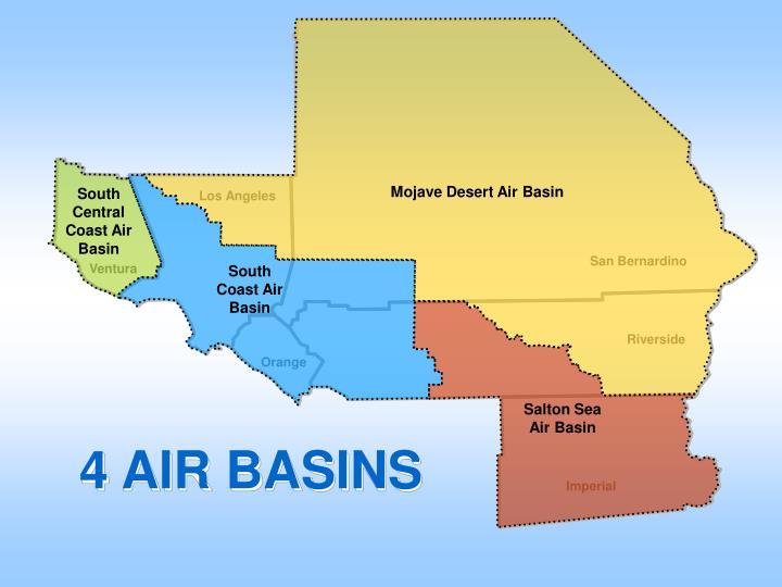 Mojave Desert Air Basin