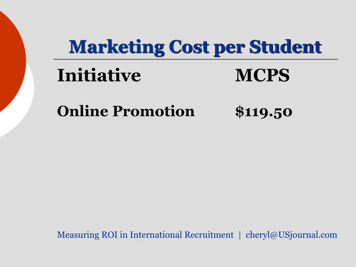 Initiative MCPS