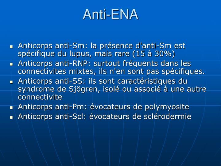 Anti-ENA
