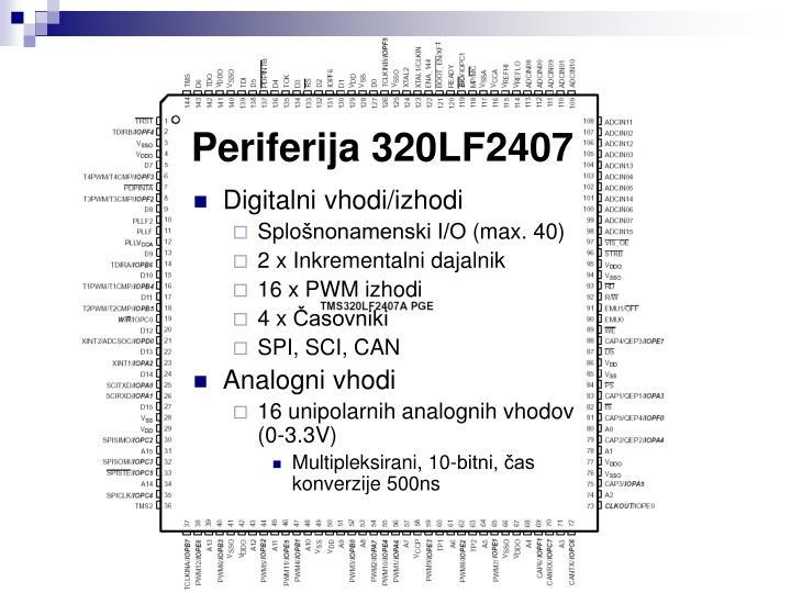 Periferija 320LF2407
