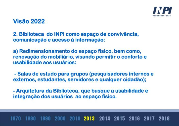 Visão 2022