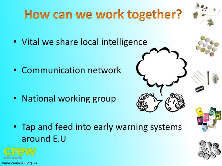 How can we work together?