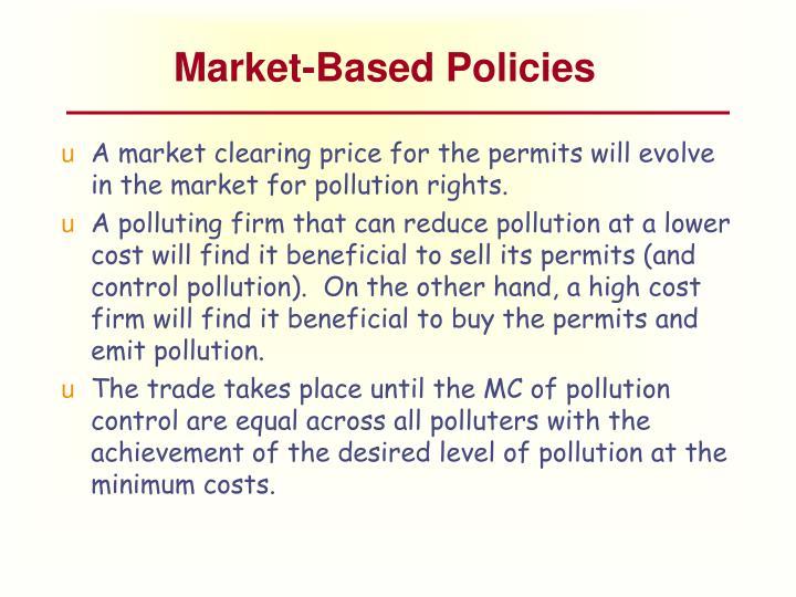 Market-Based Policies