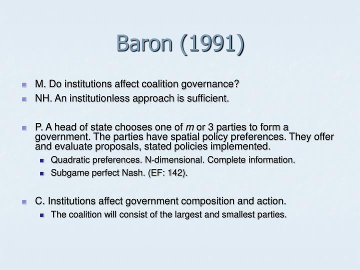 Baron (1991)