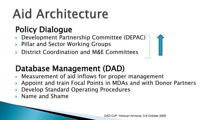 Aid Architecture